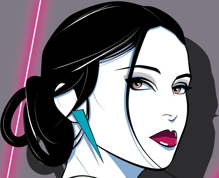 17 Best Images About Patrick Nagel And Tribute Artists On