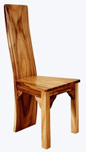Wood Chair Design #6   Item # DC06023 · Natural Wood FurnitureRustic  FurnitureContemporary ...