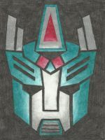 Autobot Insignia - Ultra Magnus (Sir) (TFP) by LadyIronhide