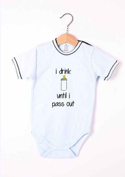 Body dziecięce, krótki rękaw z nadrukiem w Allbag-Allprints na DaWanda.com