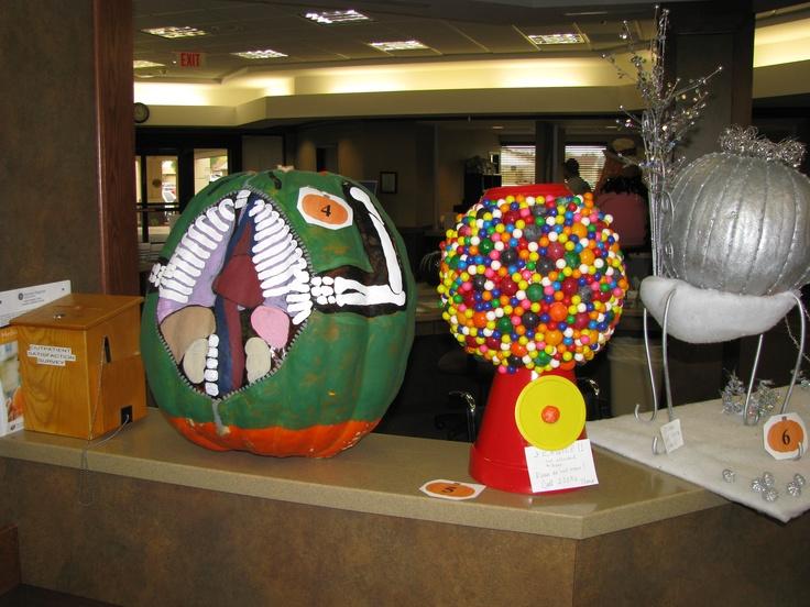 Pumpkin decorating Fun Pinterest Gumball, Pumpkins