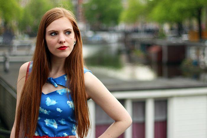 Kingsday Koningsdag WK EK voetbal Nederland outfit fashion blogger