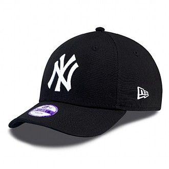 New Eran NEW YORK YANKEES-lippis / Musta / harmaa / pinkki
