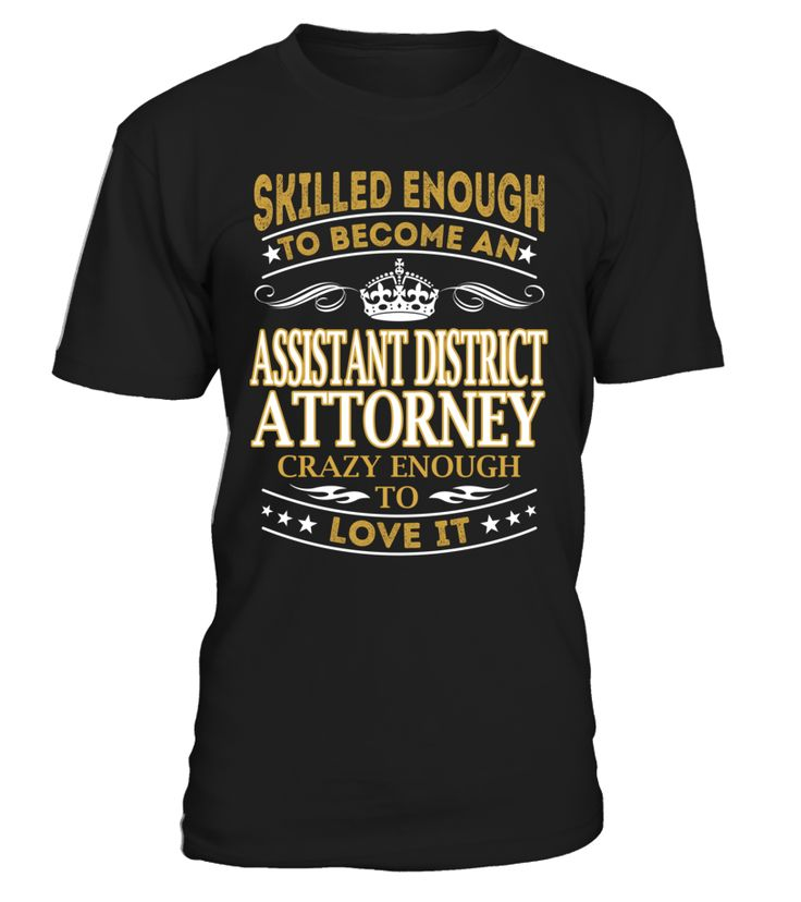 Assistant District Attorney - Skilled Enough To Become #AssistantDistrictAttorney
