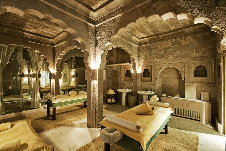 The spa treatments at #Raas in #Jodhpur #Rajasthan promise holistic treatment! A perfect #RareIndia #DelhiGetaway!   #Explore More: http://bit.ly/1qNsvKP