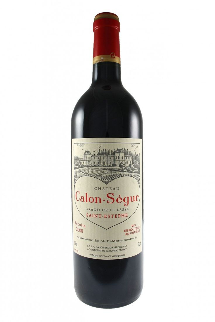 Chateau Calon Segur 2000, £99.00 (http://www.frazierswine.co.uk/chateau-calon-segur-2000/)