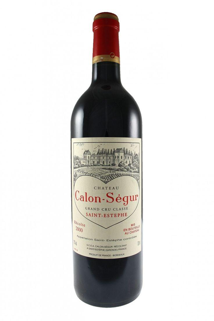 Chateau Calon Segur 2000, £99.00 (http://www.frazierswine.co.uk/chateau-calon-segur-2000/)