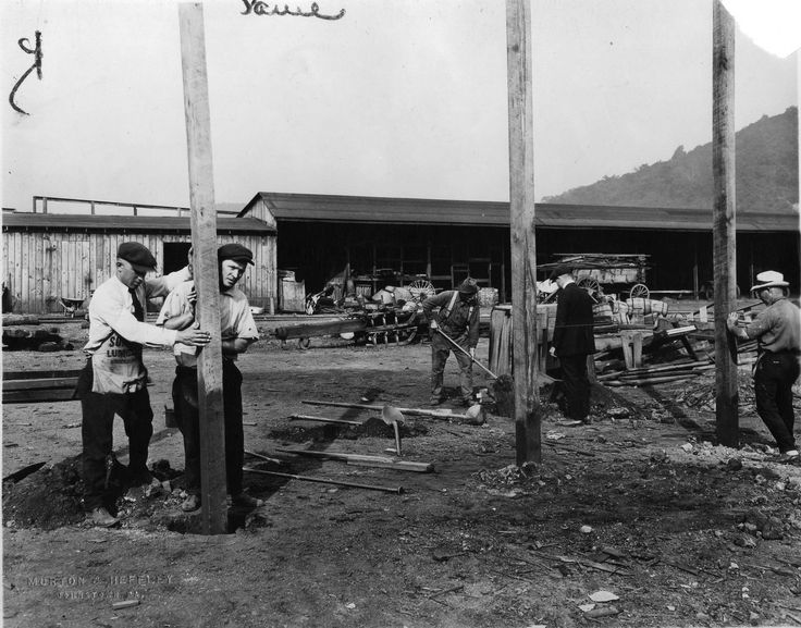 Vintage Johnstown: Unknown Lumber Yard