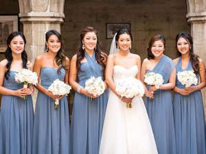 So how does the junior bridesmaid fit into the bridal party picture? Here are her to-dos.
