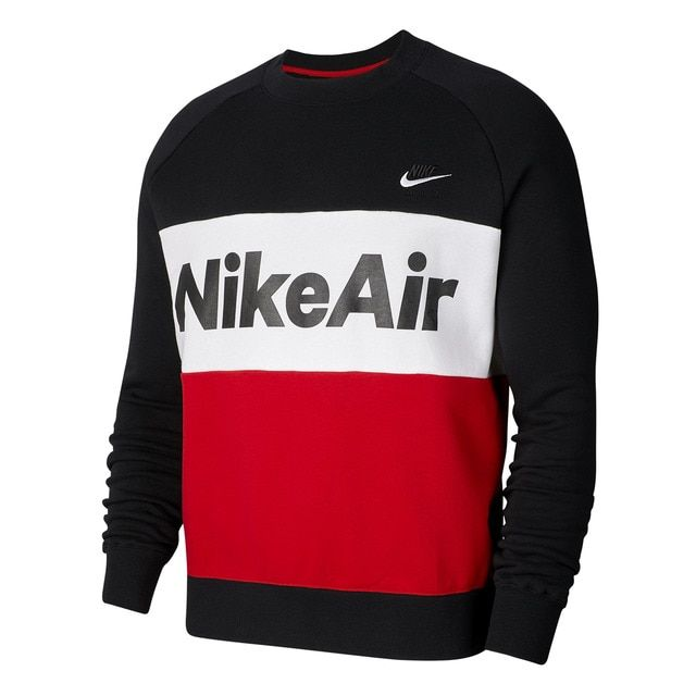 Nike Sudadera De Hombre Air Crew Nike Sudaderas Nike Hombre Chaqueta De Moda Para Hombre Sudadera Nike