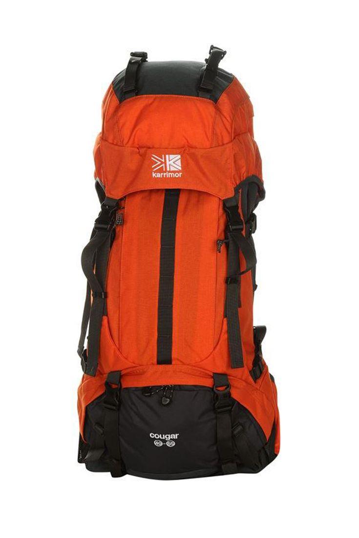 Туристический рюкзак Karrimor Cougar 45-55L  подробно здесь: http://www.goodbags.com.ua/rucksacks/outdoor-backpacks/karrimor-cougar-60-plus-15.html
