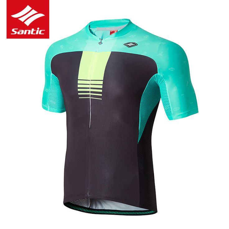 ==> [Free Shipping] Buy Best Santic Men Cycling Jersey 2017 Pro Team Bike Clothing MTB Road Bicycle Tops Shirt DH Downhill Clothes Short Sleeve Ropa Ciclismo Online with LOWEST Price | 32818657079