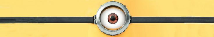 printable minion eye to be used with minion body that wraps around twinkie for blue and gold treats