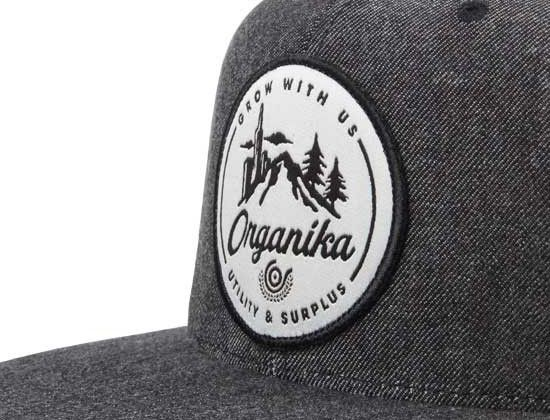 If you want a nature-oriented and neutral-colored hat to top your outfit, then you better check out the Surplus strapback cap from ORGANIKA Skateboards.