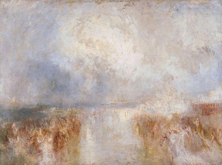 В британском Музее Солсбери этим летом обещают возможность по-новому взглянуть на одного из самых популярных английских художников — Уильяма Тёрнера. На выставке представлены экспонаты, иллюстрирующие ранее неизвестные аспекты становления молодого амбициозного живописца. #Тёрнер