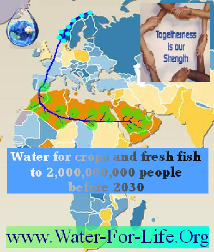 Water stress - Water For Life Org