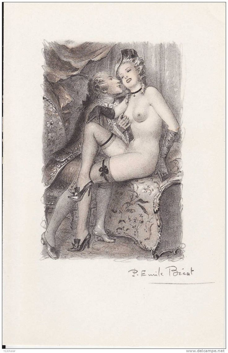 Le florentin erotic playing cards of paulemile becat - 1 part 10