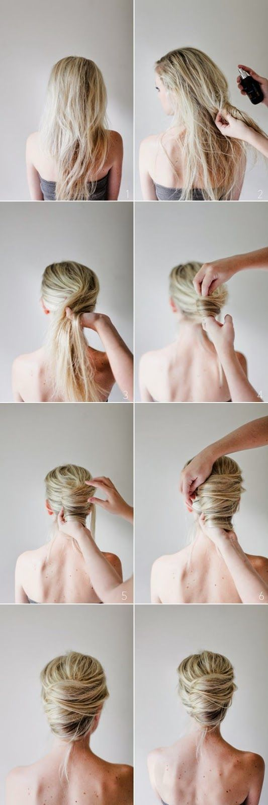 Surprising 1000 Images About Hair On Pinterest Kirsten Storms Short Hairstyle Inspiration Daily Dogsangcom