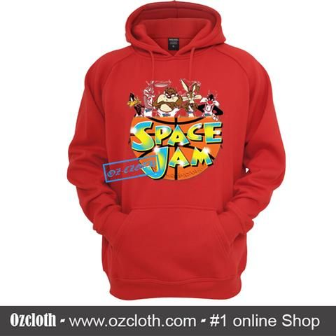 Looney Tunes Boys' Space Jam Hoodie