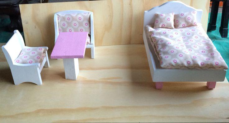 Barbie furniture!
