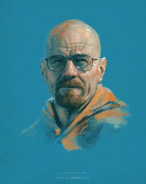 Walter - Breaking Bad