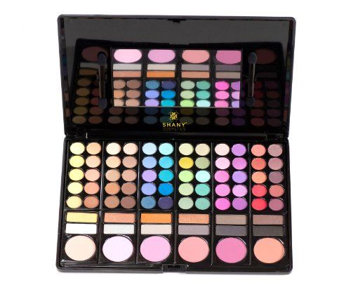 SHANY Professional Makeup Kit, 78 Color Was $18.95 Buy Now: $12.01