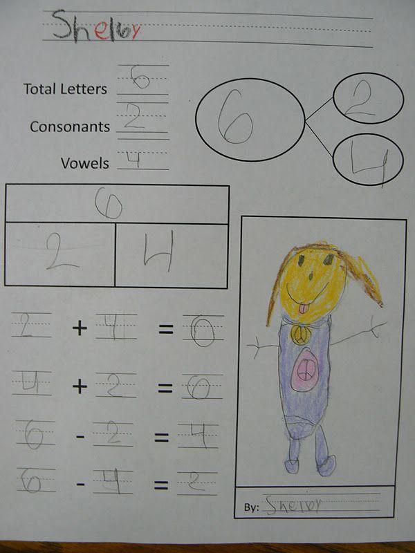 Mrs. T's First Grade Class: Factsd Families