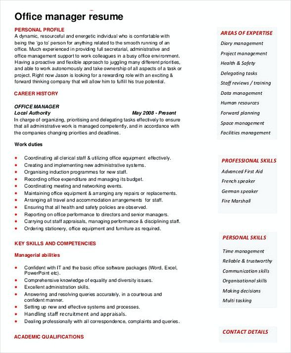 Best 25+ Job resume samples ideas on Pinterest Resume builder - sample medical receptionist resume