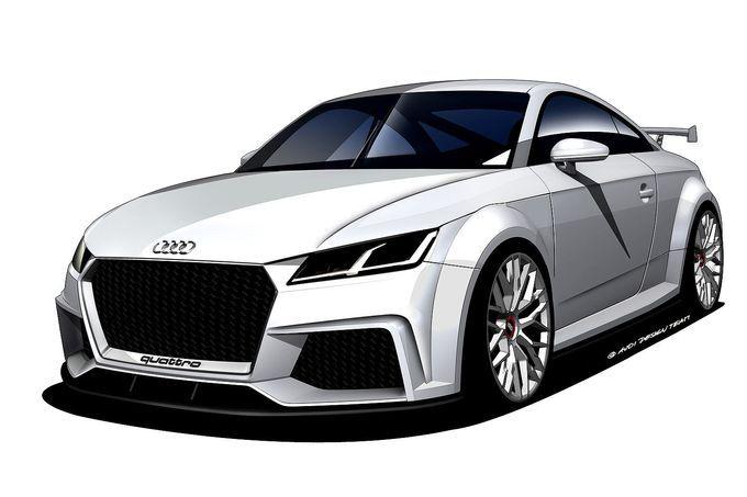 #Audi #TT #Algérie L'Audi TT Coupé. L'émotion pure mise en forme et en fonction. La consistance pure en qualité et en efficience. La sportivité pure portée sur la route.