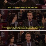 Because crazy stories are my thing   #barney #barney stinson #barney stinson quo…