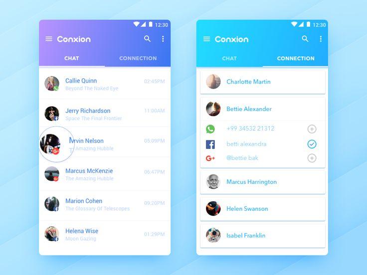User interface by @johnyvino27