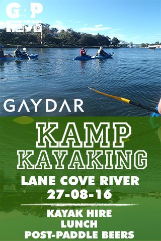G4P's Kamp Kayaking event package ensures a stress-free day: morning tea, kayak hire, post-paddle lunch and a cold bottle of beer (or two!) are included in the booking. Barebones options and BYO Kayak options are listed as well. Bring your friends and receive a 10% discount automatically when booking on our website.