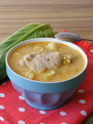 Makacska konyhája: Káposzta leves gazdagon