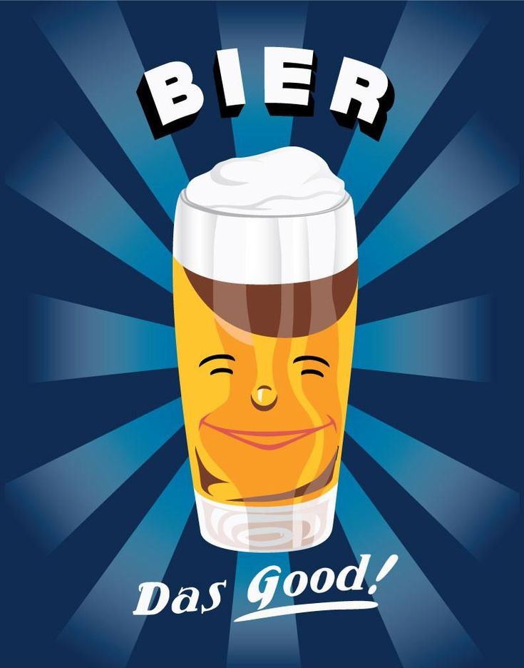 Bier Das Good Print