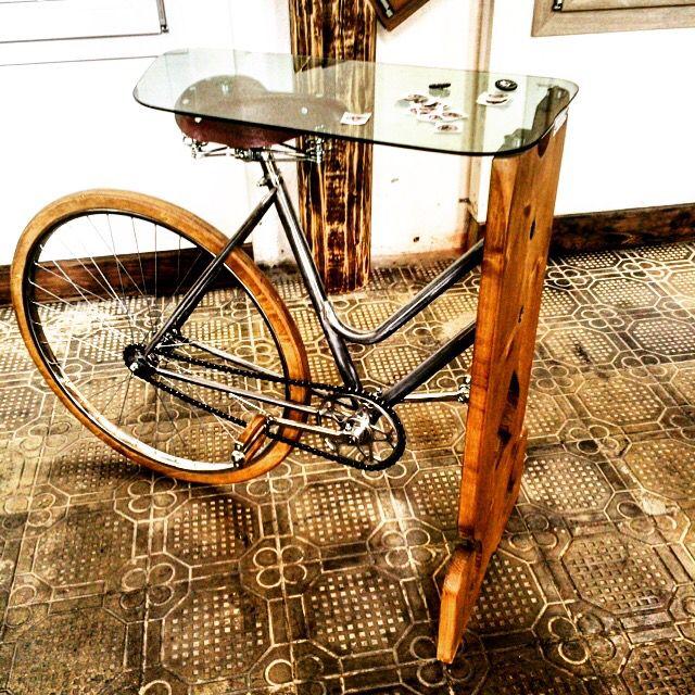 Mini Table Bike