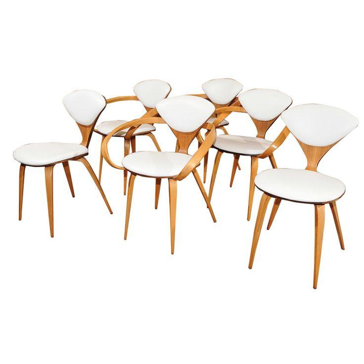 six cherner chairs