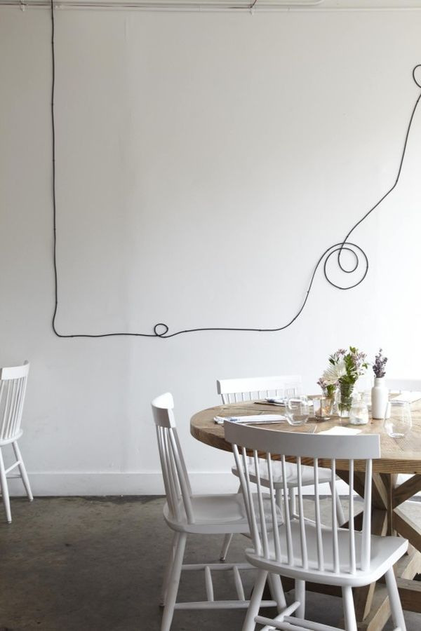 Creative Ways To Make Electrical Wirings Less Messy And More Classy
