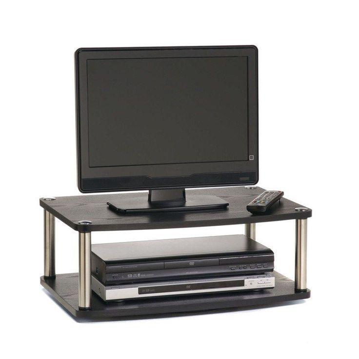 2-Tier Swivel TV Stand / TV Turntable Swivel Board