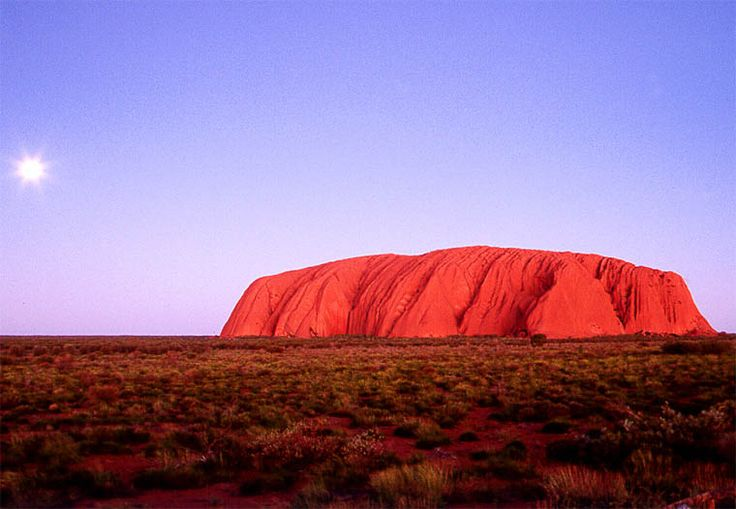 Ayers Rock - Australian Highlights Tour
