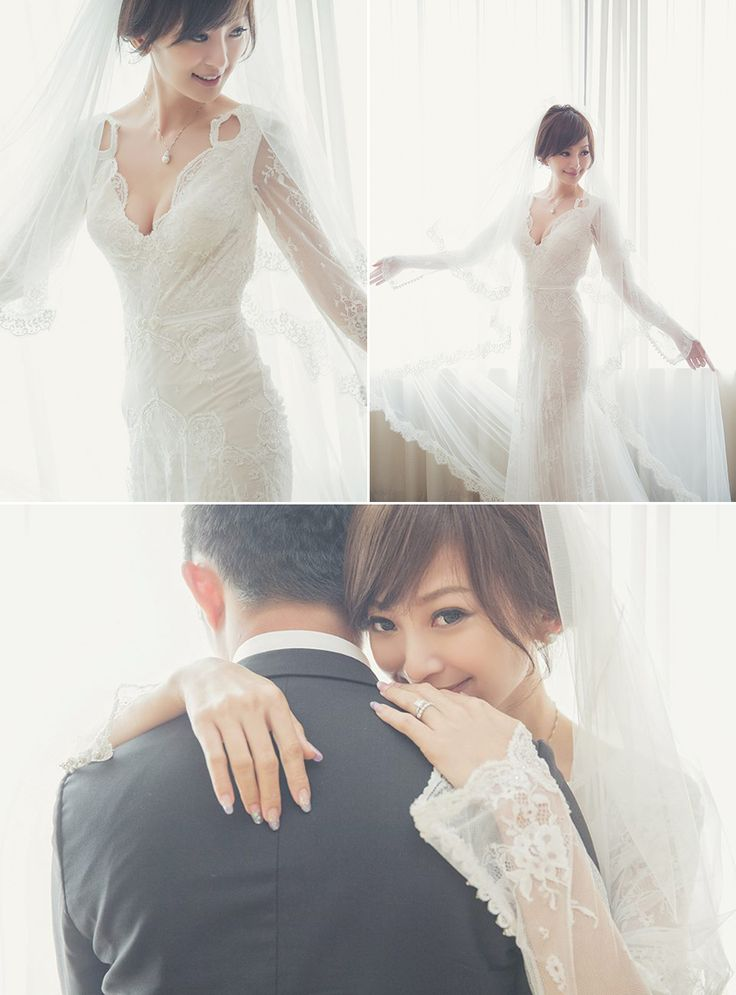 Gorgeous bridal photos