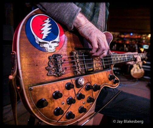 Phil Lesh by Jay Blakesburg