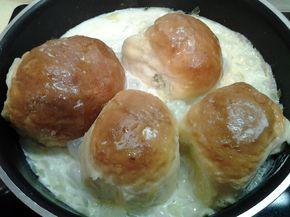 Mary Stadnyk's Creamed Dill and Potato Buns: a fabulous Ukrainian family heritage recipe