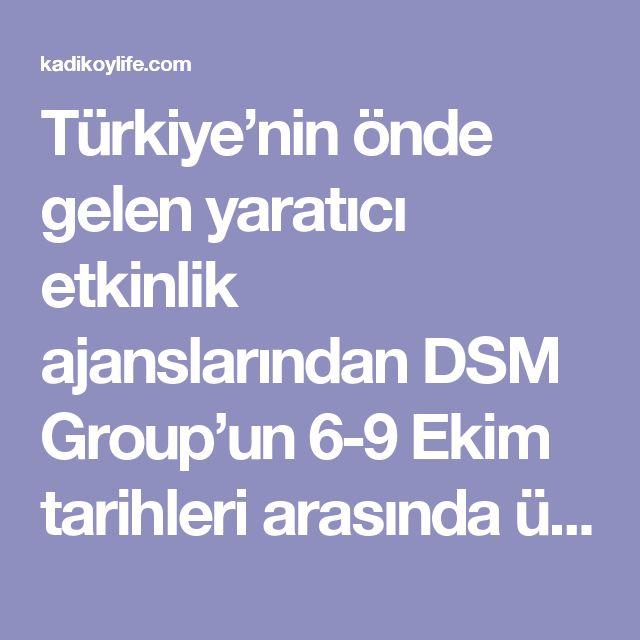 Türkiye'nin önde gelen yaratıcı etkinlik ajanslarından DSM Group'un 6-9 Ekim tarihleri arasında üçüncü kez düzenlediği İstanbul Kahve Festivali, bu yıl Küçükçiftlik Park'ta kapılarını müdavimlerine açtı.