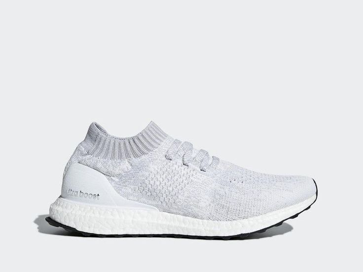 Mens Adidas Ultra Boost Uncaged Footwear White Core Black White Tint DA9157
