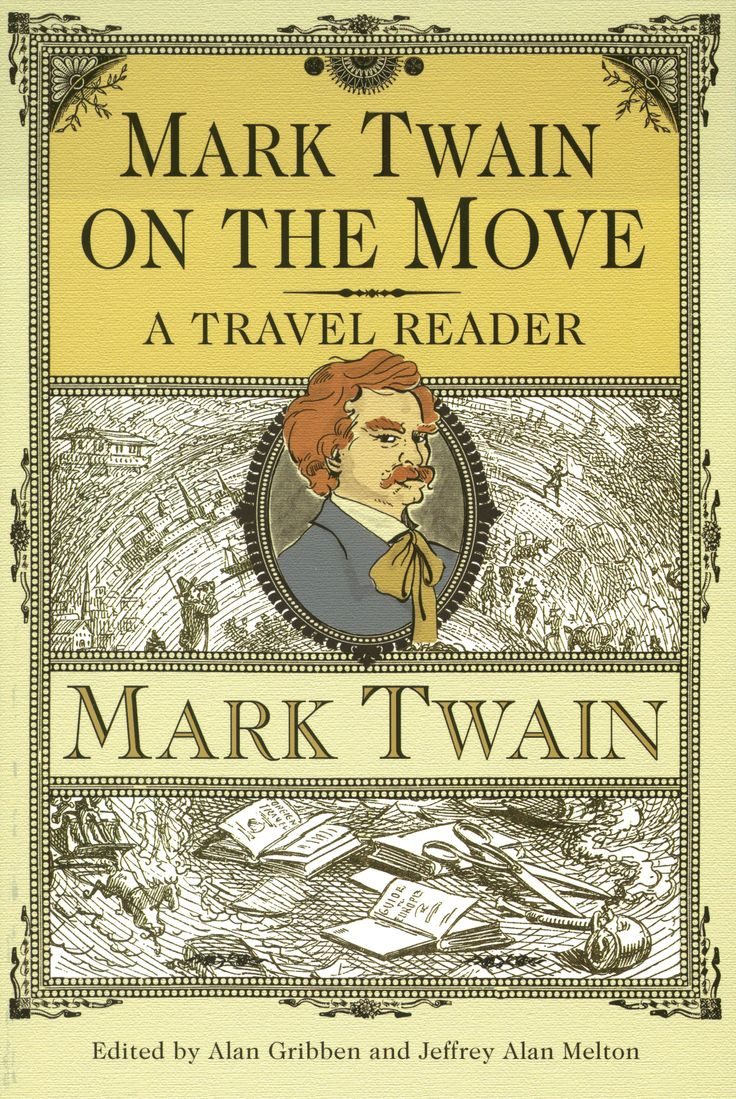 Little-known fact about Mark Twain's birth and death