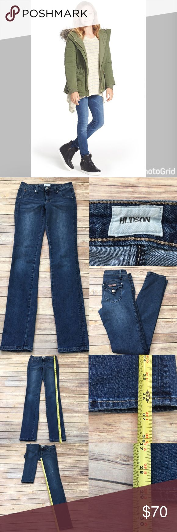 🎀Sz 16 Hudson Big Girls Stretch Skinny Jeans Measurements are in photos. Normal wash wear, no flaws B1 ** youth sizes, has faux front pockets. I do not comment to my buyers after purchases, due to their privacy. If you would like any reassurance after your purchase that I did receive your order, please feel free to comment on the listing and I will promptly respond. I ship everyday and I always package safely. Thanks! Hudson Jeans Bottoms Jeans