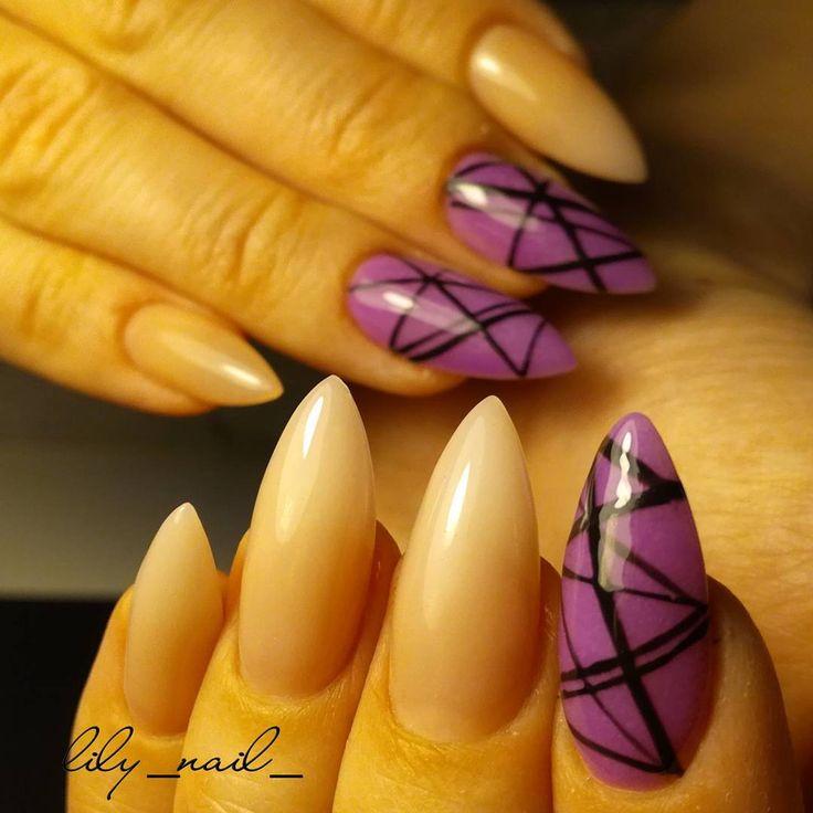 2 отметок «Нравится», 1 комментариев — 💅маникюр👣 педикюр👉Зеленка,Уфа (@lily_nail_) в Instagram: «Сама себе 💅😎 коррекция нарощенных ногтей. БЕЗ МАНИКЮРА. Покрытие гель лаком. #маникюруфа…»