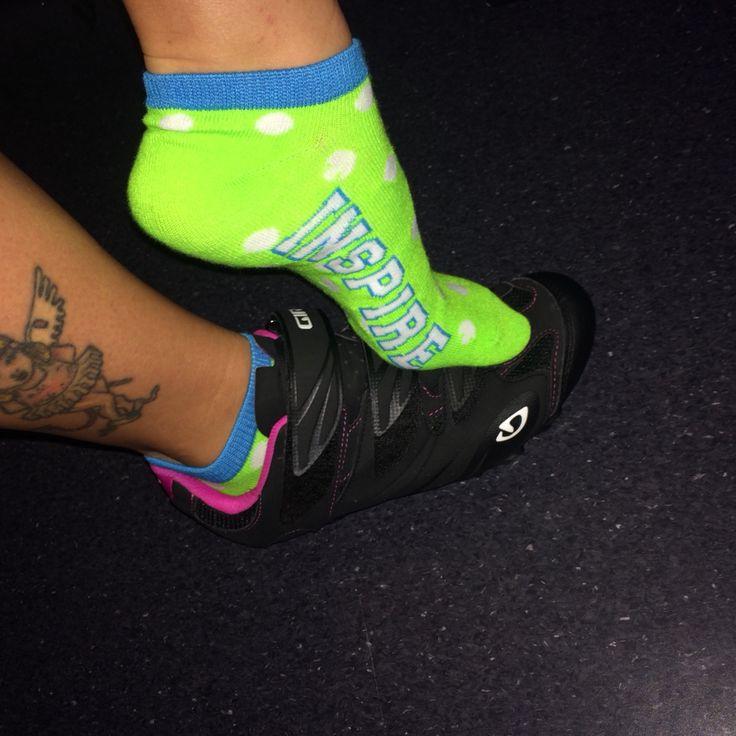 Sock Selfie
