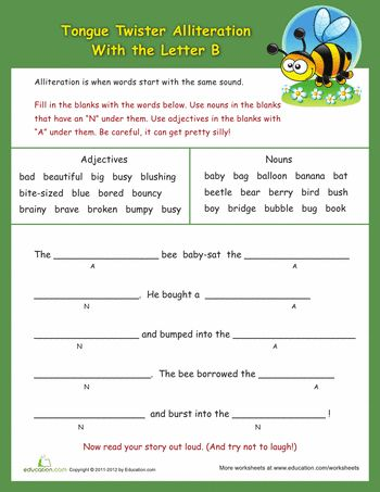 letter s worksheets alliteration tongue twisters tongue twisters 1437