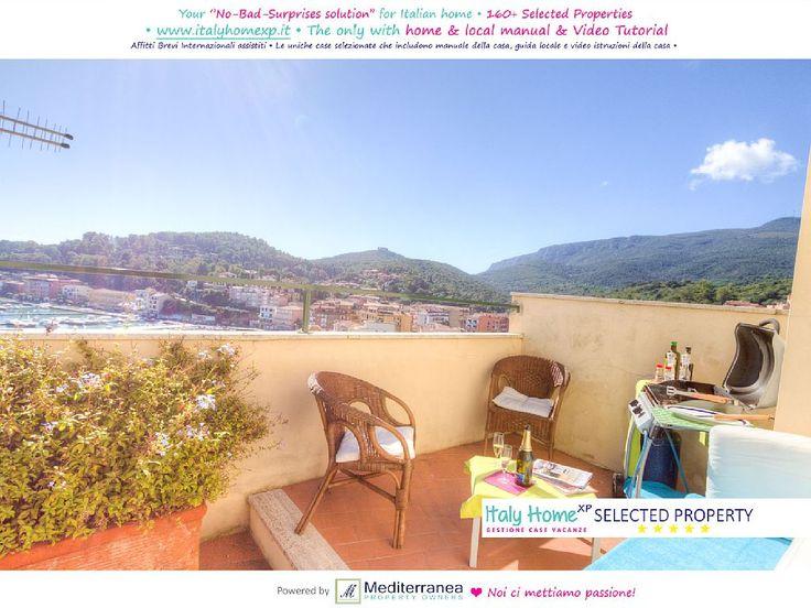 Porto Ercole apartment rental